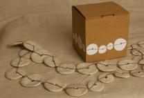 Box 2 - Laser cut box & vinyl stickers