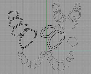 Working out some necklace options